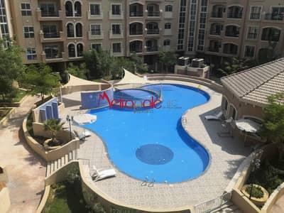 شقة 2 غرفة نوم للبيع في قرية جميرا الدائرية، دبي - Vacant 2BR with Stunning Pool View in Diamond Views 4