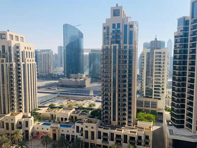 Studio for Rent in Downtown Dubai, Dubai - Lowest price| Fully Furnished Studio| Balcony with Beautiful View to City