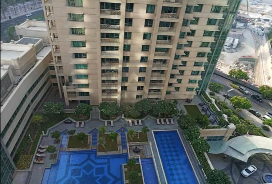 10 Lowest price| Fully Furnished Studio| Balcony with Beautiful View to City