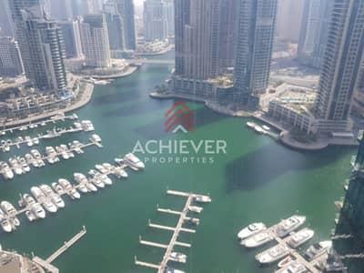 فلیٹ 3 غرف نوم للبيع في دبي مارينا، دبي - Spacious 3 Bedroom + Maid Apt | Stunning Marina View
