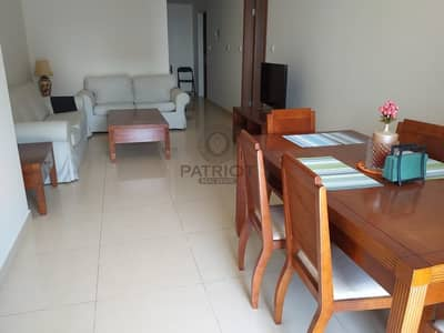 1 Bedroom Flat for Rent in Jumeirah Lake Towers (JLT), Dubai - Fully furnished 1 bedroom apartment with city view