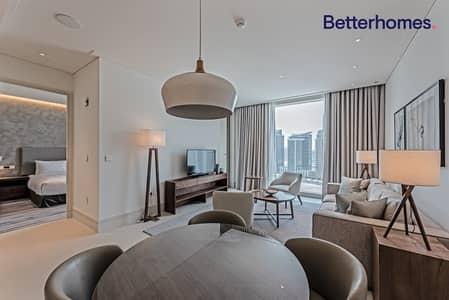 فلیٹ 1 غرفة نوم للبيع في وسط مدينة دبي، دبي - 1 Bed in Vida Residence Downtown at Downtown