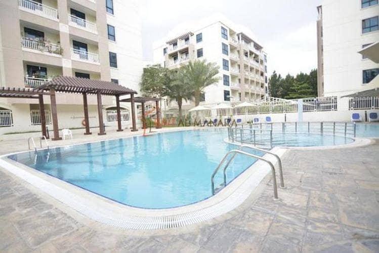 شقة في قرية الرمال مجمع دبي للاستثمار 22000 درهم - 4811383