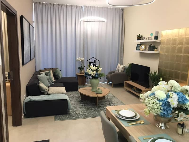 2 Ready Soon | Pay Only 10 % | Fully Furnished | Great Layout