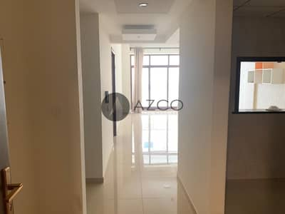 1 Bedroom Apartment for Rent in Jumeirah Village Circle (JVC), Dubai - Ready to Move | 1bhk with maid | The best building in JVC | Near to Exit | Near to school