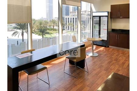 مکتب  للايجار في وسط مدينة دبي، دبي - Premium Fitted Unit   Half Floor   Boardroom