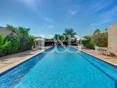 3 Bedroom Villa for Rent in Jumeirah, Dubai - Private Garden | Single Storey | Refurbished