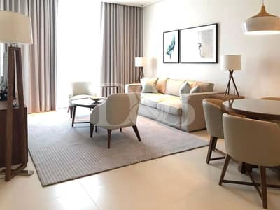 1 Bedroom Apartment for Sale in Downtown Dubai, Dubai - Fully Serviced Apt | High ROI | Canal View
