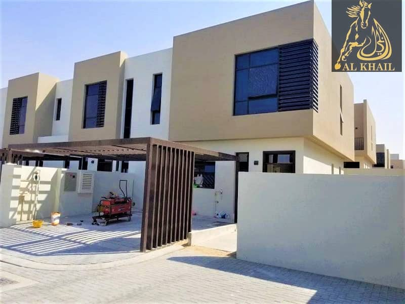 FREE SERVICE CHARGE LIFE TIME 4 BEDROOM VILLA
