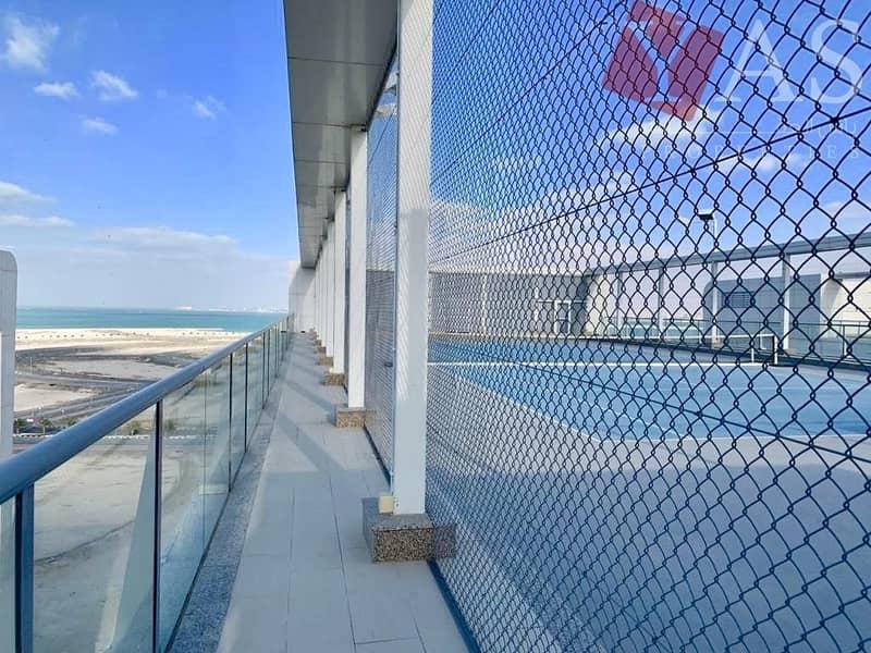 Beautiful   Ocean View   Huge Balcony