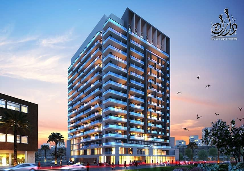 2 Own in Ideal location on Sheikh Zayed Road with 5 Years ROI Guarantee!