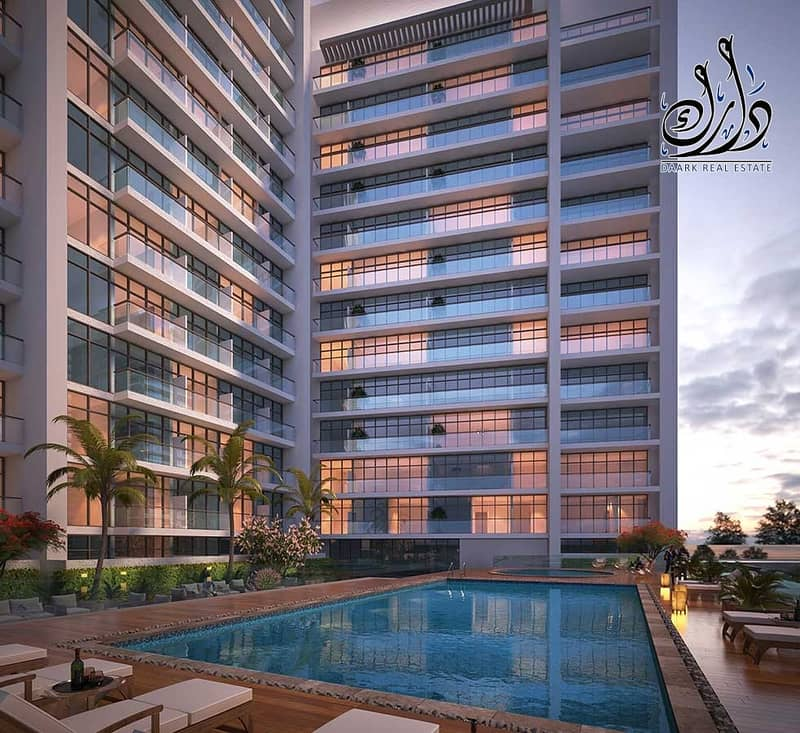 Own in Ideal location on Sheikh Zayed Road with 5 Years ROI Guarantee!