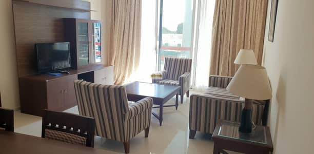 2 Bedroom Apartment for Rent in Al Salam Street, Abu Dhabi - Extra Ordinary 2BR Apt Fully Furnished Al Zahiya