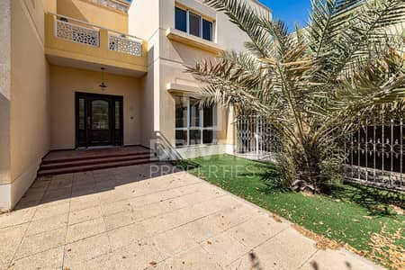 5 Bedroom Villa for Sale in The Meadows, Dubai - Full lake View | Vacant | Well Managed |type8