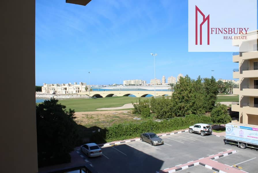 2 Huge Studio | Golf Apartment | Unfurnished | Relaxing View