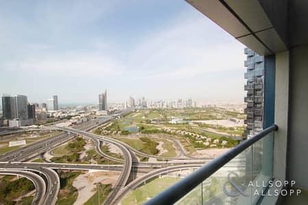 شقة 1 غرفة نوم للايجار في أبراج بحيرات الجميرا، دبي - Immediate Move   Chiller Free   Duplex