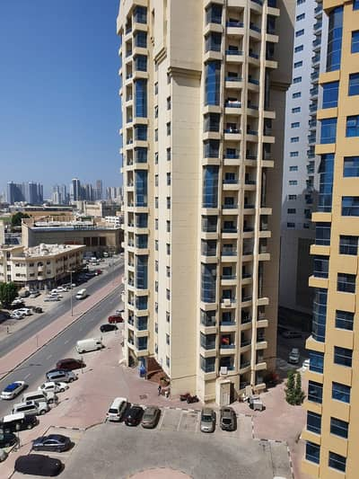 1 Bedroom Flat for Rent in Ajman Downtown, Ajman - ONE BEDROOM AVAIABLE FOR RENT AT AL KHOR AED 18000