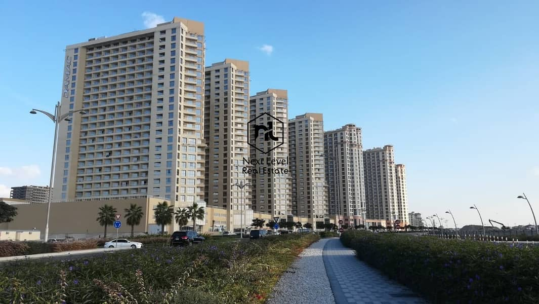 2 cheques best deal  lakeside tower B | 1 to 12 cheques with balcony