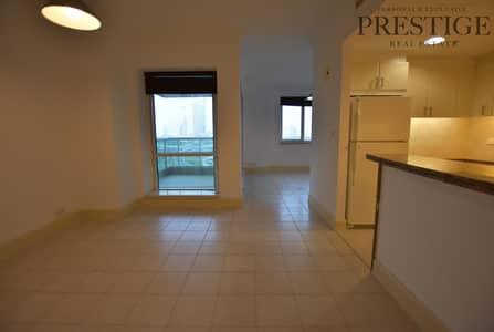 1 Bedroom Flat for Rent in Dubai Marina, Dubai - Study   Balcony   Emaar 6   Chiller Free