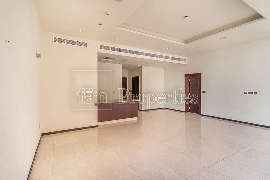 10 1 Bedroom | Unfurnished | Beach & Pool Access