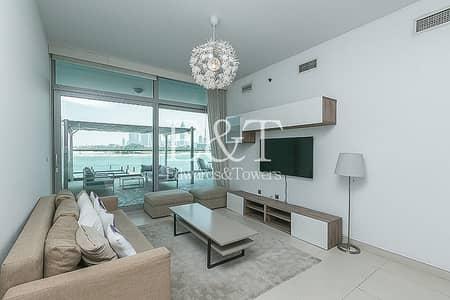 فلیٹ 1 غرفة نوم للايجار في نخلة جميرا، دبي - Chiller Free | Full Sea View | Furnished | PJ