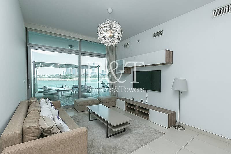 Chiller Free | Full Sea View | Furnished | PJ
