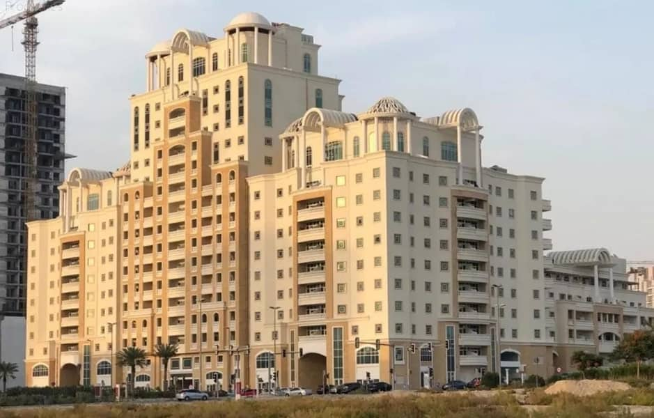 NO COMMISSION! DIRECT FROM OWNER!! DUPLEX 02 BED APARTMENT FOR SALE IN PLAZA RESI-II, JVC.