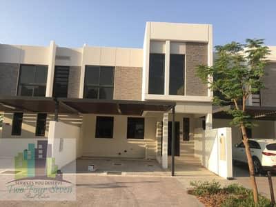 تاون هاوس 4 غرف نوم للايجار في أكويا أكسجين، دبي - BIGGEST 4BED+M MIIDLE UNIT IN AKOYA OXYGEN