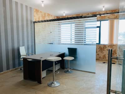 Office for Rent in Mussafah, Abu Dhabi - VIP OFFICES FOR RENT ON MAIN ROAD