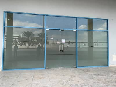Shop for Rent in Mussafah, Abu Dhabi - SHOP FOR RENT ON MAIN ROAD