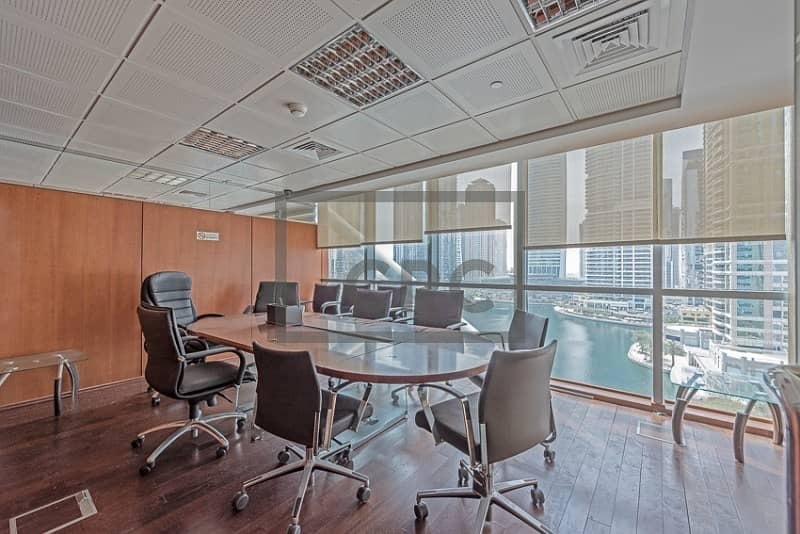 Lake View | Partly Furnished Office For Rent | Indigo Icon