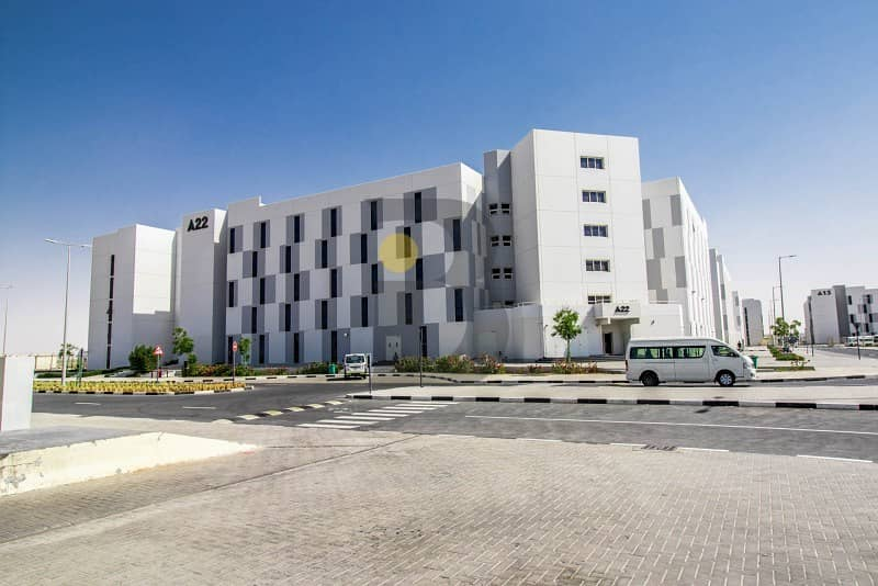 30 AED 3300/ROOM ALL IN 6/ROOM Staff Accommodation
