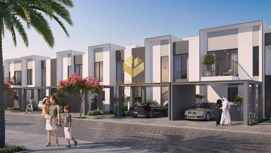 Own a modern villa from Emaar Properties with a payment plan of up to 6 years