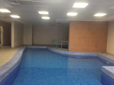 3 Bedroom Flat for Rent in Al Taawun, Sharjah - 3 BHK APARTMENT WITH BALCONY , GYM & POOL PLUS  MAID ROOM IS AVAILABLE IN 38K WITH 6 PAYMENTS IN AL TAAWUN SHARJAH