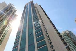 شقة في بروج فيوز مارينا سكوير جزيرة الريم 1 غرف 60000 درهم - 4812465