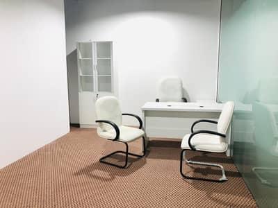 مکتب  للايجار في الكرامة، دبي - Dream Office/