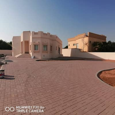 3 Bedroom Villa for Rent in Al Noaf, Sharjah - BRAND NEW 3 BHK VILAA ALL MASTER WITH GARDEN IS AVAILABLE IN 90K IN ALNOAF SHARJAH