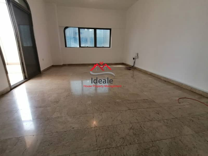 2 Stunning flat with charming balcony with flexible payment