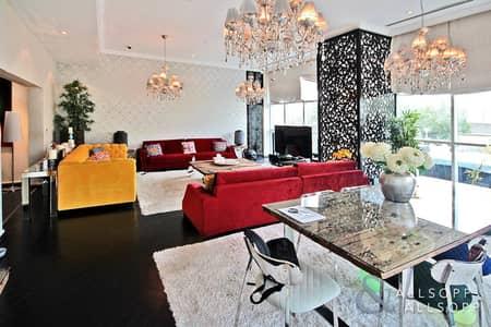 شقة 3 غرف نوم للبيع في دبي مارينا، دبي - Large Private Garden | Duplex | 3 Bedroom