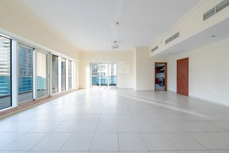 3 Bedroom Apartment for Rent in Dubai Marina, Dubai - Fantastic Views I Near Metro I Spacious I Must See