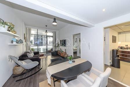 1 Bedroom Flat for Sale in Al Sufouh, Dubai - Balcony   Elegant   Well-Kept   Unfurnished