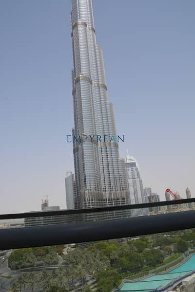 Spacious 3BR | Luxury Apartment | Glamours view of Burj Khalifa  F