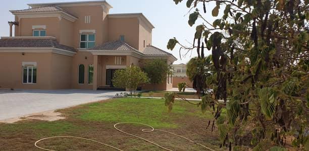 4 Bedroom Villa for Rent in Al Barsha, Dubai - 4 BR MINI CASTLE LUXURY VILLA WITH MASSIVE BIG GARDEN