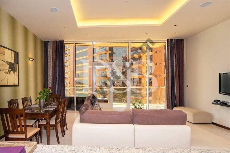 10 Sea View | Fully Furnished | Beach access