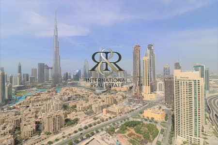 2 Bedroom Apartment for Sale in Downtown Dubai, Dubai - Burj Khalifa View   Spacious 2 Bedrooms   Fully Furnished