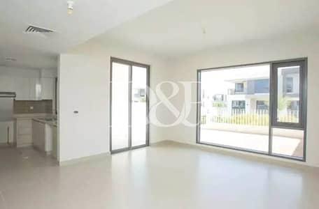 4 Bedroom Villa for Rent in Dubai Hills Estate, Dubai - Back to Back Corner Unit | 4 Bed Type 2E