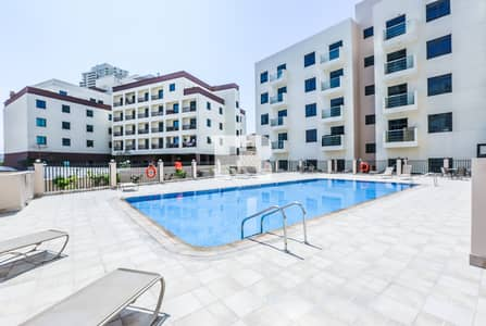 1 Bedroom Apartment for Rent in Jumeirah Village Circle (JVC), Dubai - 1BR with Garden + Storeroom | Pool View