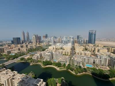 شقة 1 غرفة نوم للبيع في ذا فيوز، دبي - Trendy Apartment | Amazing Canal View |  Exclusive