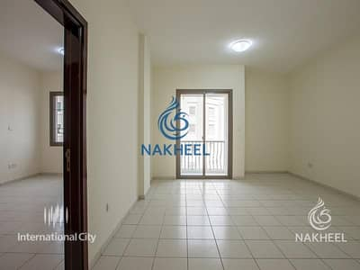 1 Bedroom Flat for Rent in International City, Dubai - Spacious 1BR | Great location | 1 month free
