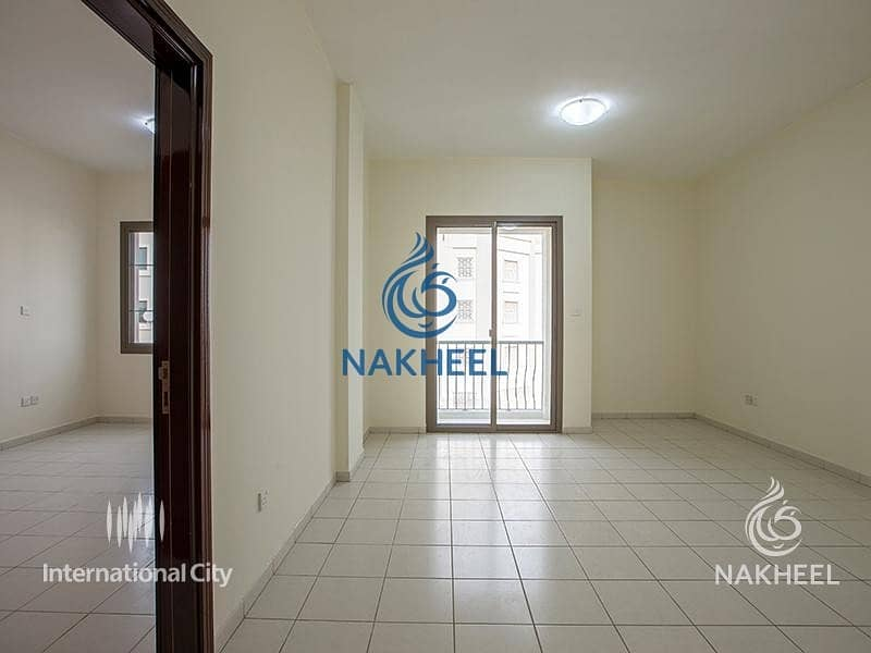 Spacious 1BR | Great location | 1 month free